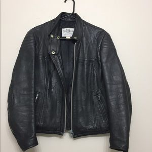 Jackets & Blazers - The Old Mill premium leather jacket